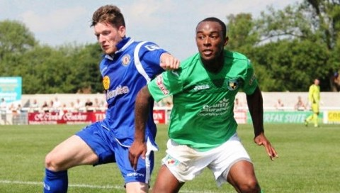 Nantwich Town battle out goalless draw at Workington