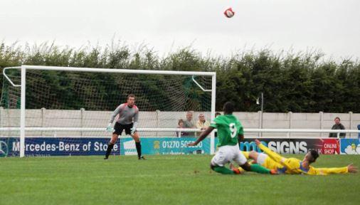 Evo-Stik match report: Nantwich Town 2 King's Lynn Town 0