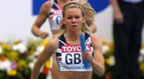 Nantwich sprinter Hayley Jones in GB team for World Relay Championships