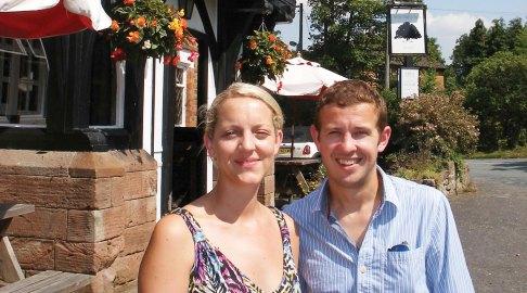 Nantwich village pub Yew Tree Inn scoops regional award
