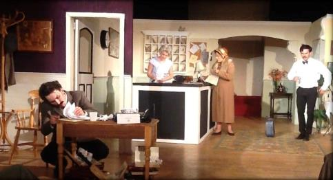 """Review: Nantwich upSTAGE Theatre performs """"Fawlty Towers"""""""