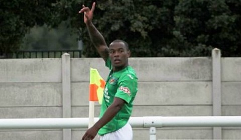 Aaron Burns, Nantwich Town