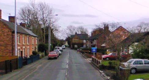 "Stapeley campaigners angry over Wainhomes ""unsafe"" road scheme"
