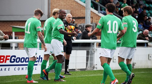 FA Cup match report: Nantwich Town 1 Rugby Town 2