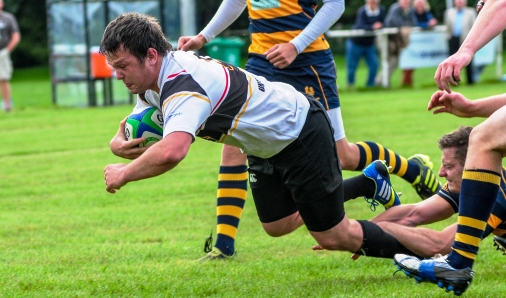 Crewe & Nantwich RUFC beaten 33-29 at Bournville
