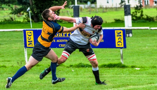Crewe & Nantwich RUFC captain says promotion is the aim