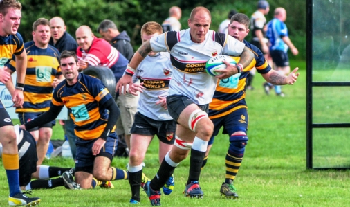 Crewe & Nantwich RUFC face top of the table clash with Bridgnorth