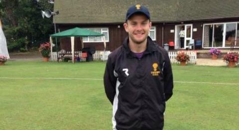 Nantwich cricket star Jonny Kettle hits century in Minor Counties final