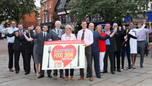 Nantwich Food and Drink Festival set to pull in 30,000 visitors