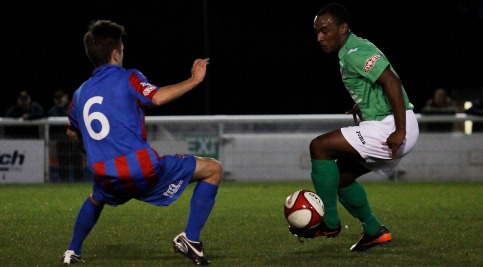 Nantwich Town boss Johnson pleased with AFC Fylde 1-1 draw