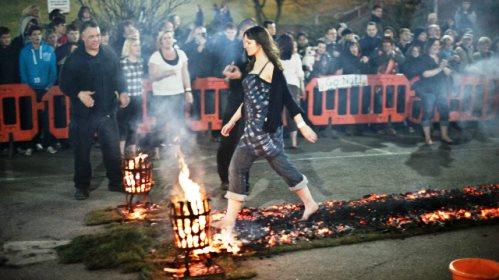 St Luke's Hospice appeals for fundraising fire walkers from Nantwich