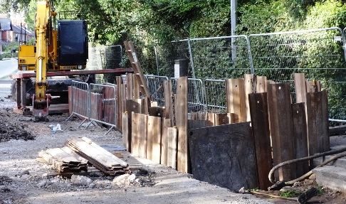 Wellington Road in Nantwich to reopen after two-month closure