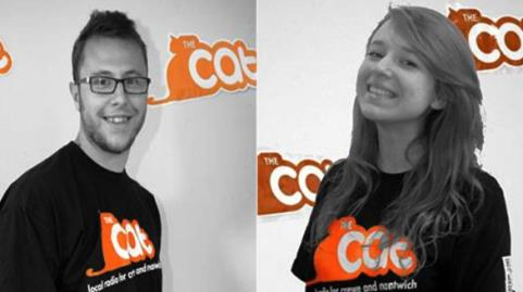 Ex Nantwich radio presenters make waves in the industry