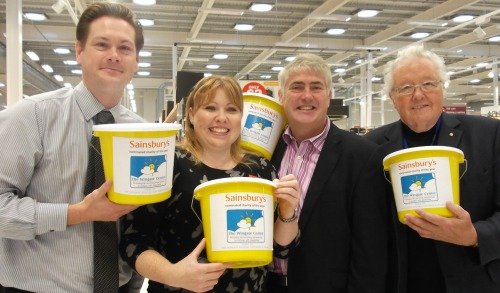 TV's Nick Hancock backs Wingate Centre charity drive in Nantwich
