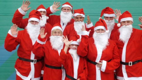 "Nantwich hospice supporters urge to join Oulton Park ""Santa"" event"