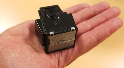 Cheshire Police probe missing taser gun cartridge