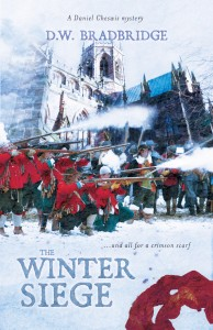Winter Siege Cover