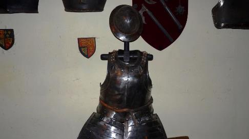 armour stolen in house robbery