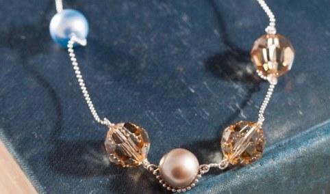 Shavington mum celebrates jewellery business new website launch