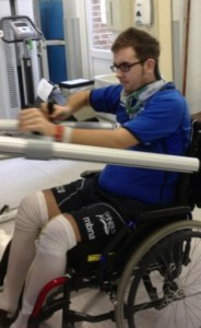 flynn undergoes rehab in hospital