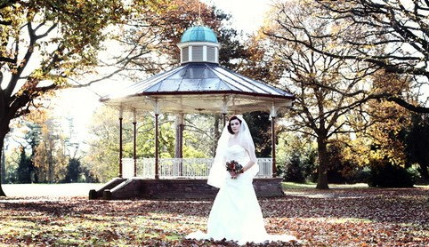 South Cheshire's Queens Park launches as wedding venue