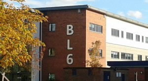 ofsted - Brine Leas 6th form building, 2015 performance tables