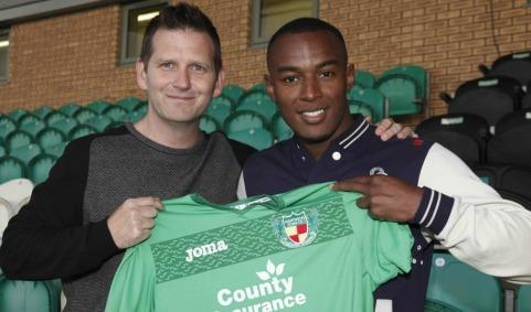 Nantwich Town sign FC United's Adam Jones on loan deal