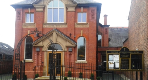 Nantwich Methodist Church to house town's first community cinema