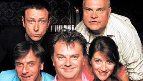 Review: Paul Merton's Impro Chums, Crewe Lyceum Theatre