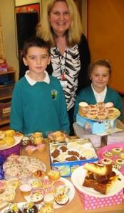 Wyche pupils Children in Need