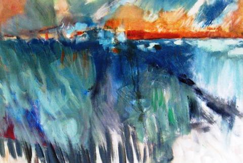 Former Brine Leas tutor hosts first Nantwich Museum art exhibition