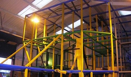 Nantwich mum set to re-open Playworld after devastating fire