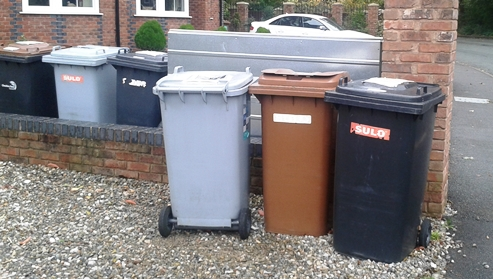 Councillors could call in Cheshire East wheelie bin charges
