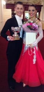 British Ballroom Champions 2013