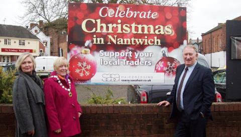 Small Business Saturday backed by Nantwich campaigners