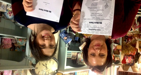 Young Nantwich playwright stunned by success of charity-inspired show