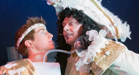 """Review: """"Peter Pan"""" panto a big hit on opening night at Crewe Lyceum"""