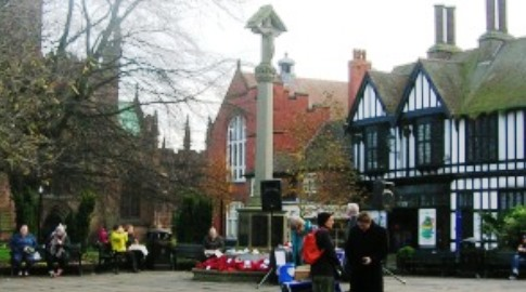 £100,000 First World War memorial repair fund for Nantwich and villages