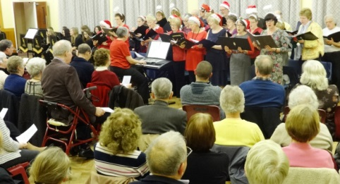Hundreds enjoy Wistaston Community Christmas concert