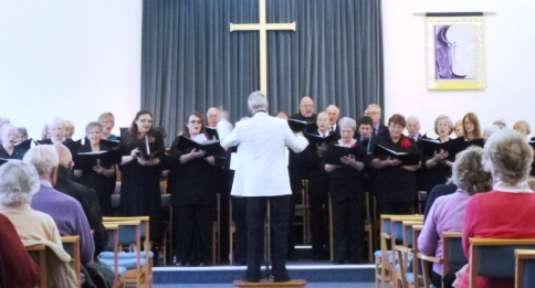Wistaston Singers latest performances unveiled