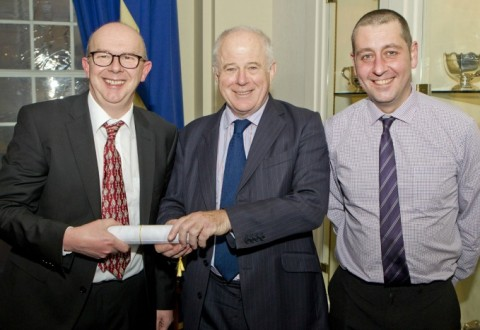 Nantwich butcher brings home the bacon with two golds at Smithfield Awards