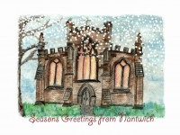 Nantwich youngsters urged to enter Christmas card competition