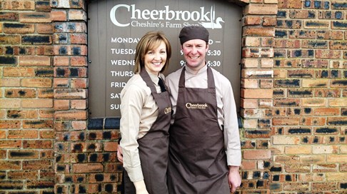 Nantwich farm shop Cheerbrook vying for UK butchery crown