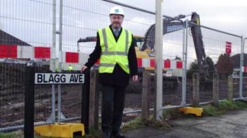 Work starts on Wulvern housing site at former Nantwich pub