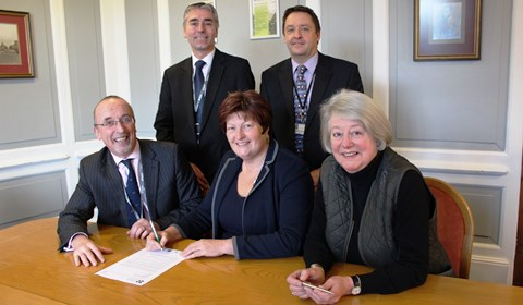 Nantwich-based Reaseheath College acquires DART Training