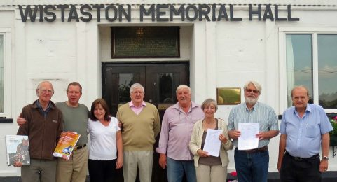 Wistaston families' joy as Gladman homes plan for Witters Field rejected