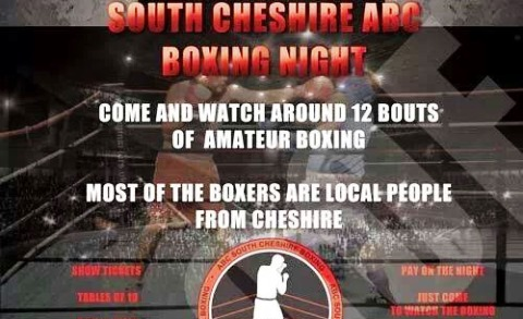 Nantwich Civic Hall to stage South Cheshire ABC boxing event