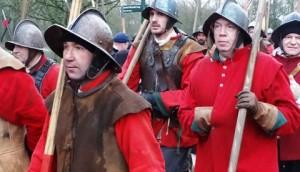 Troops leave Mill Island battlefield