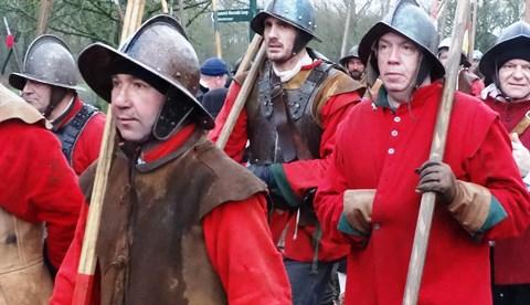 "Nantwich Museum opens new ""Battle of Nantwich"" exhibition"