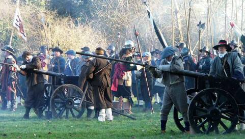 "Nantwich children to parade on ""Battle of Nantwich"" Holly Holy Day"
